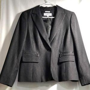 Calvin Klien Stetch Demin Jacket/Blazar Size S